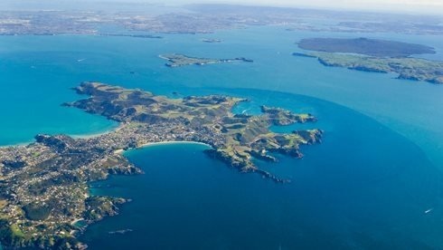 Waiheke and Great Barrier