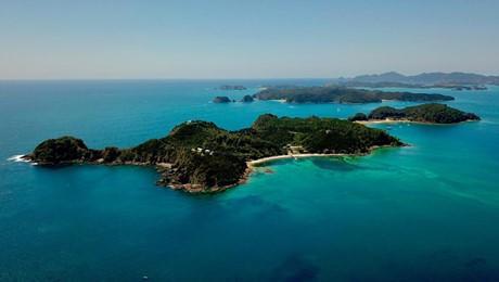 Roberton Island, Kerikeri Surrounds