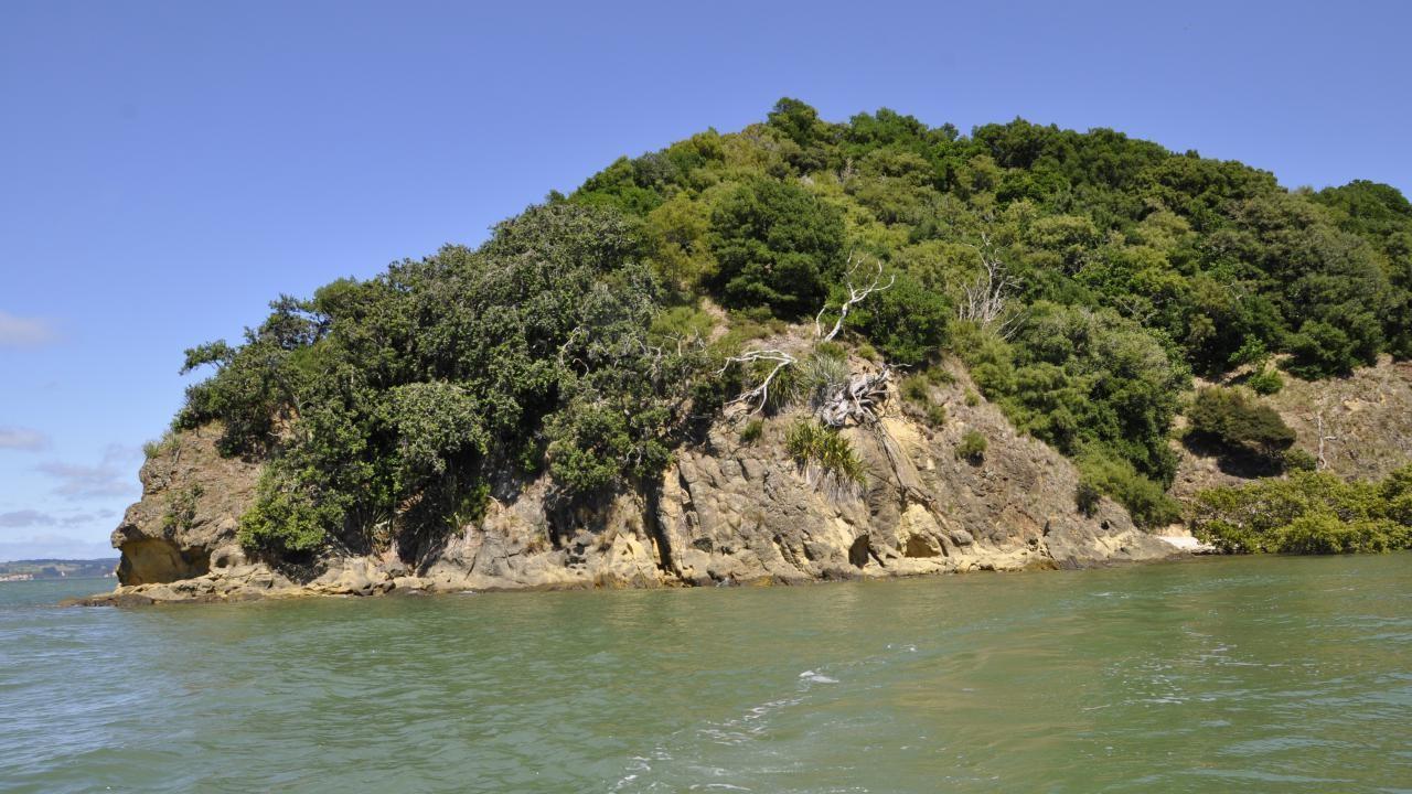 South Eastern Part, Kaiwhitu Island, Tinopai