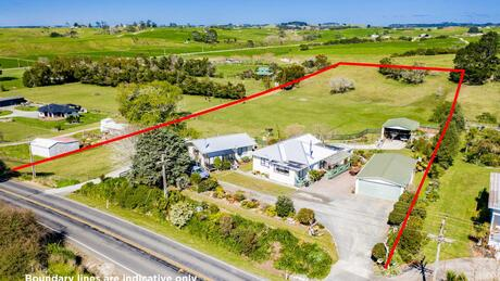 122 Colville Road, Dargaville Surrounds