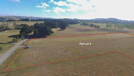 (Lot 4) 1373 Pipiwai Road, Ruatangata West