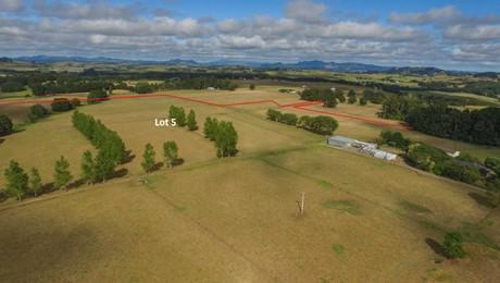 (Lot 5) 1373 Pipiwai Road, Ruatangata West