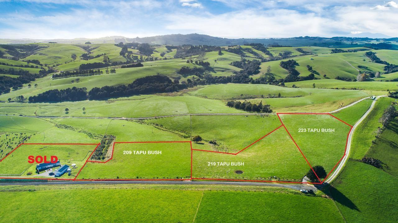 Lot 2,3,4 Tapu Bush Road, Tomarata