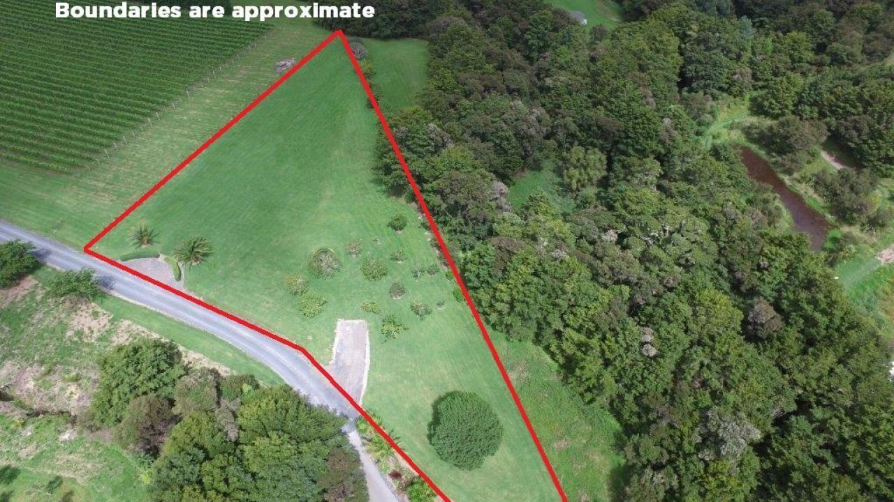 Proposed Subdivision 26 Bush Lane, Mangawhai