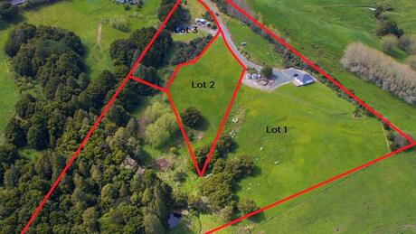 Lot 2, 280 Baldrock Road, Kaiwaka