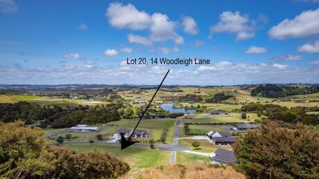 Lot 20, 14 Woodleigh Lane, Mangawhai