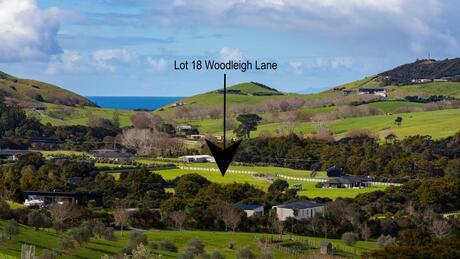 Lot 18 Woodleigh Lane, Mangawhai