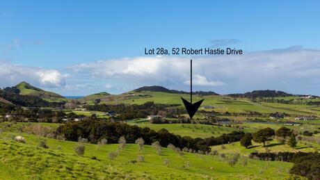 Lot 28a, 52 Robert Hastie Drive, Mangawhai