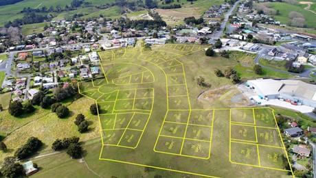 Wellsford Country Estate, Wellsford