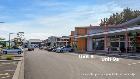 Units 9 and 9a Fairwater Road, The Grange, Warkworth