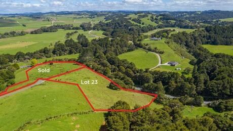 Lot 23  484 Whangaripo Valley Road, Wellsford