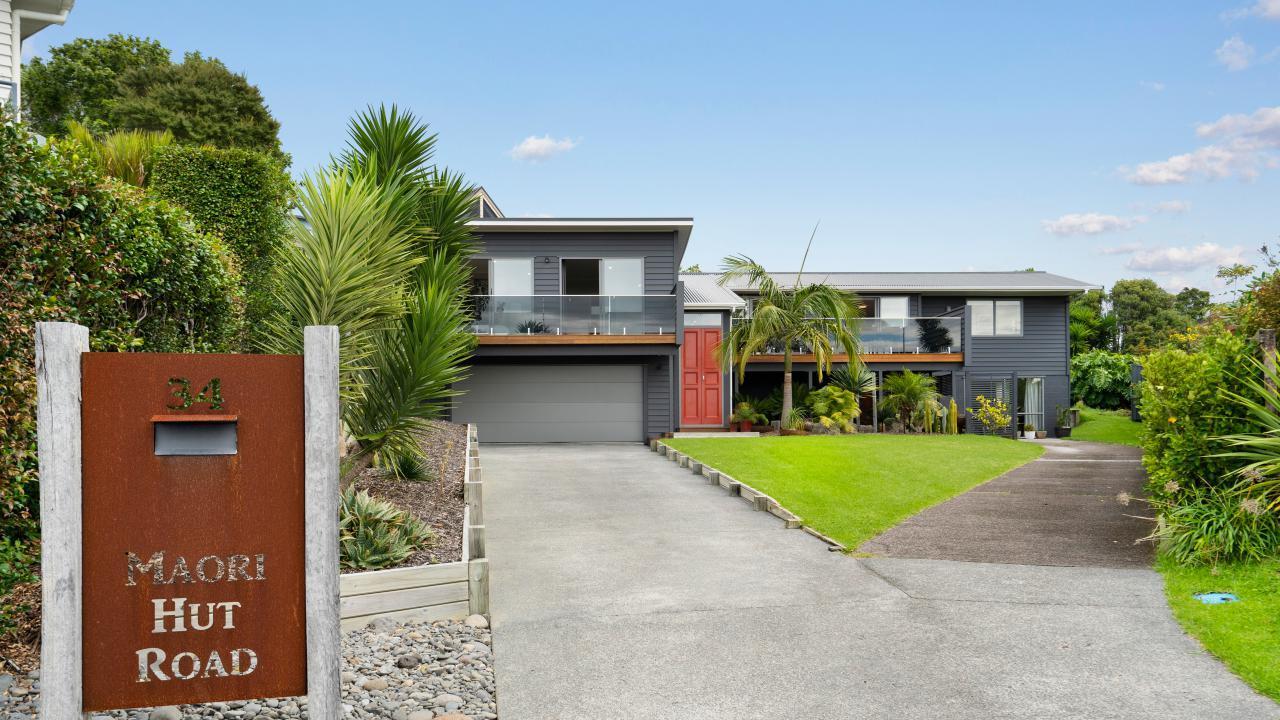 34 Maori Hut Road, Red Beach