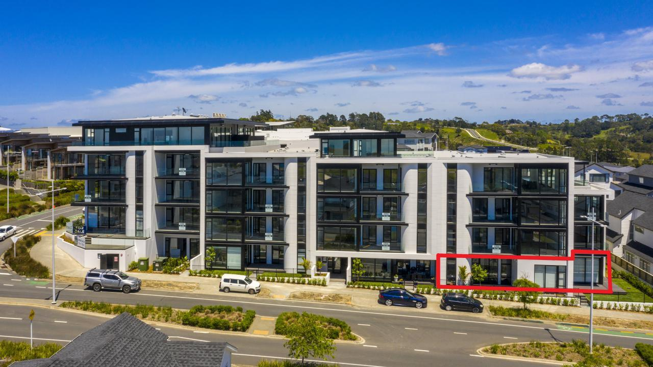 Apartment 101 Beach and Cavalli Apartments, Long Bay