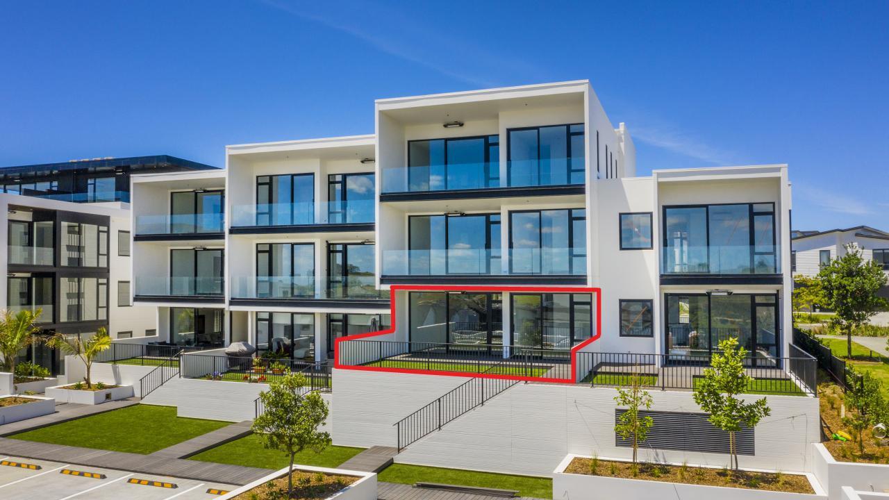 Apartment 211 Beach and Cavalli Apartments, Long Bay