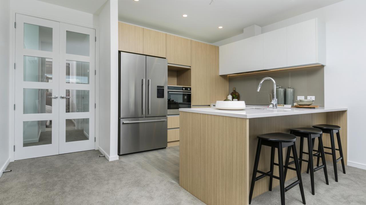 Apartment 402 Beach and Cavalli Apartments, Long Bay