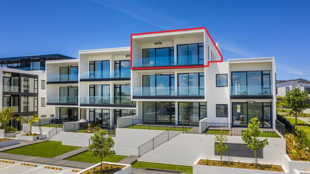 Apartment 411 Beach and Cavalli Apartments, Long Bay