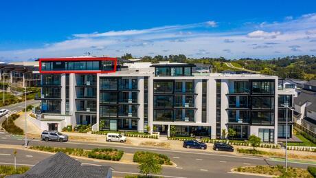 Apartment 502 Beach and Cavalli Apartments, Long Bay