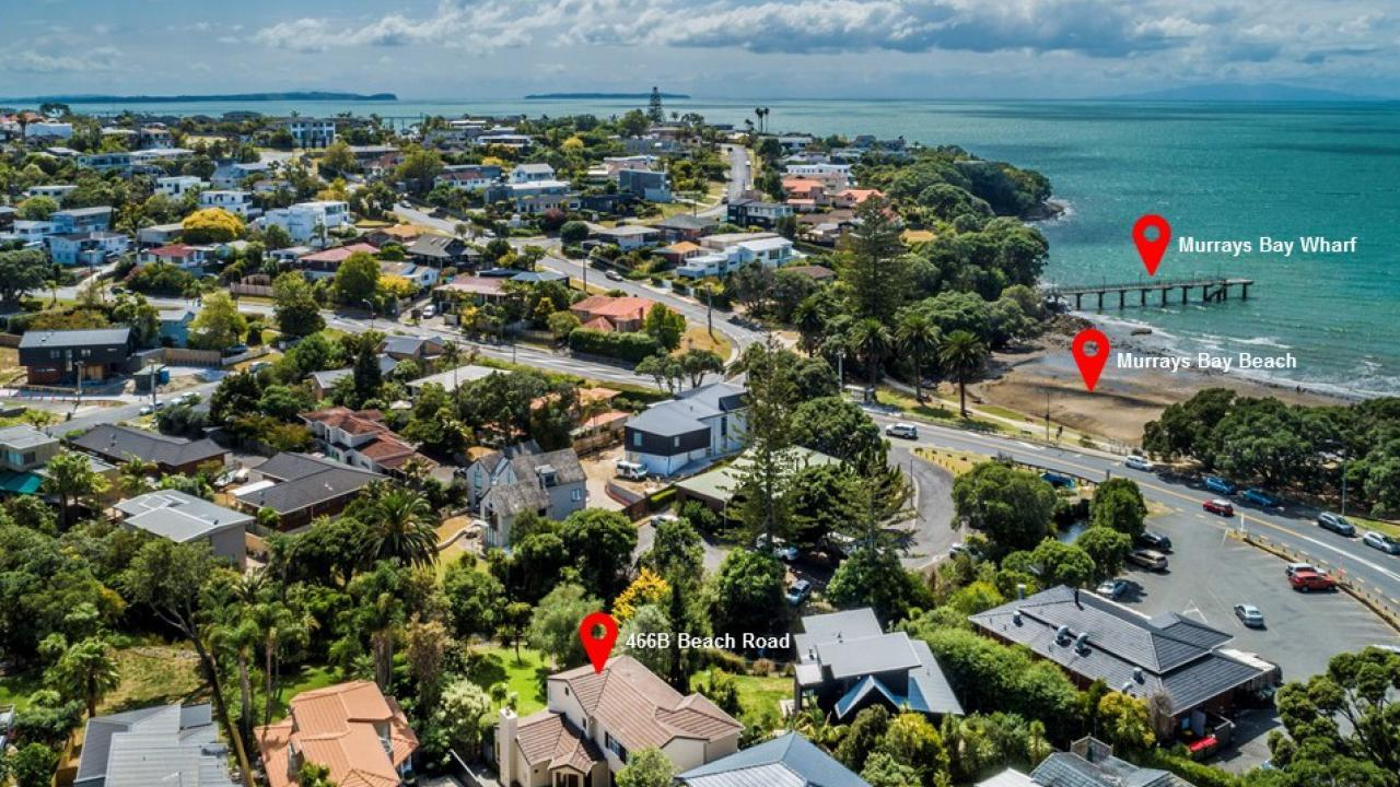466B Beach Road, Murrays Bay