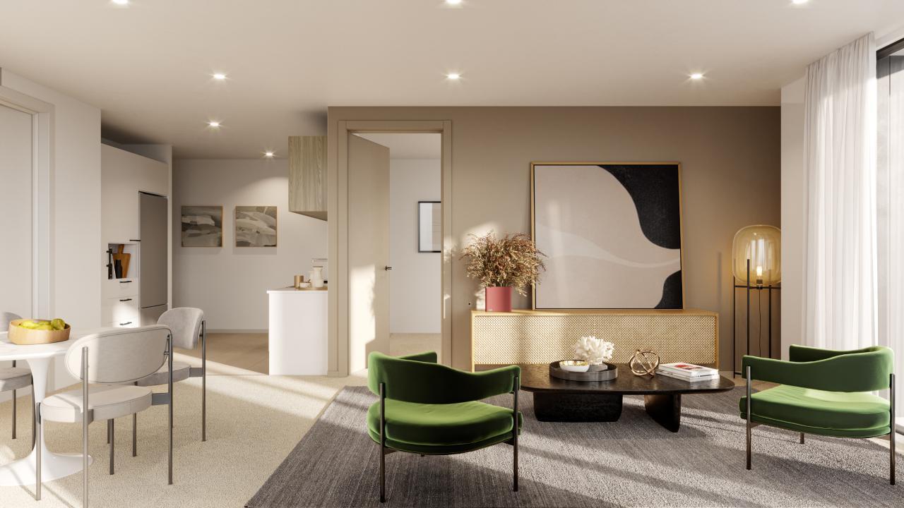 Apartment 315 The Nordic Apartments, Avondale