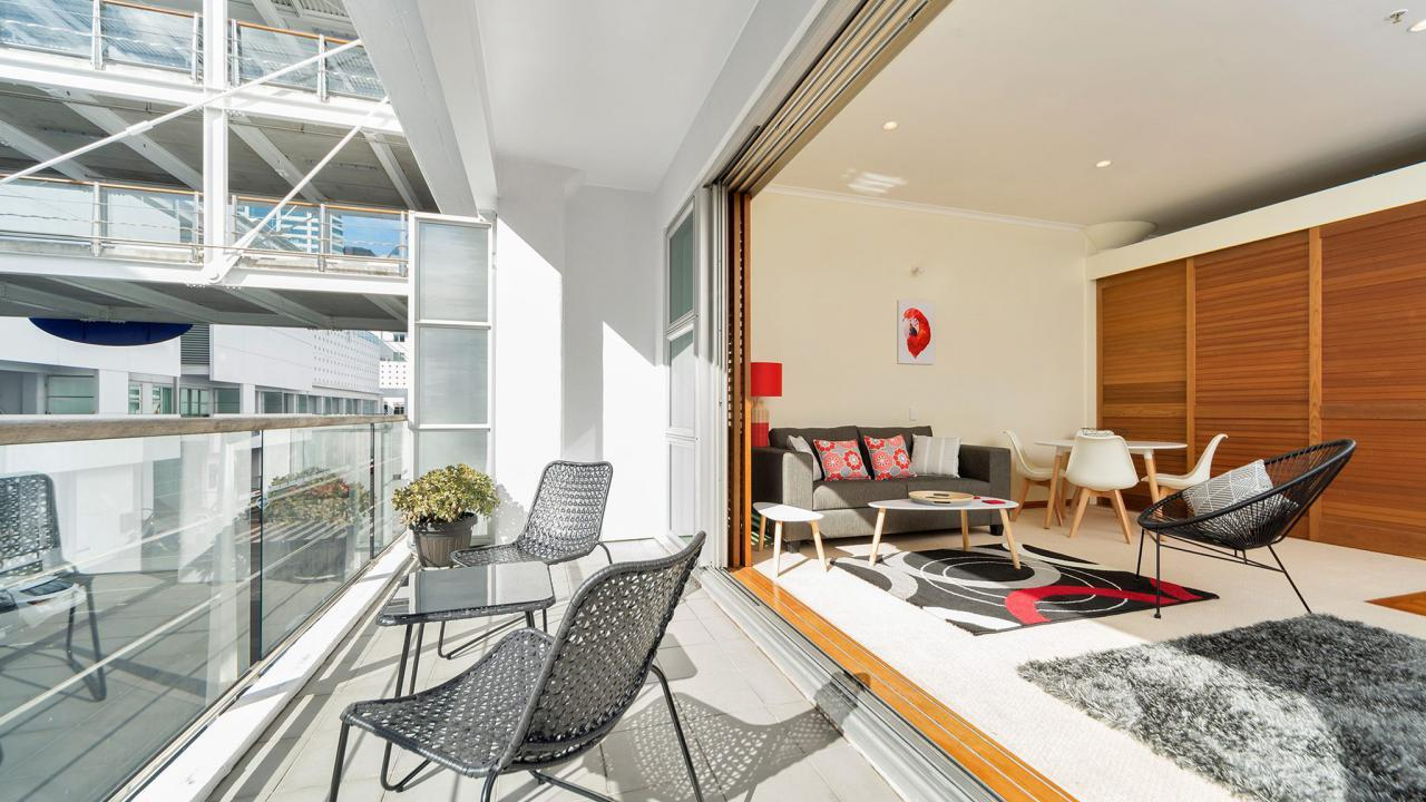 Apt 20 and 21/145 Quay Street, Auckland Central