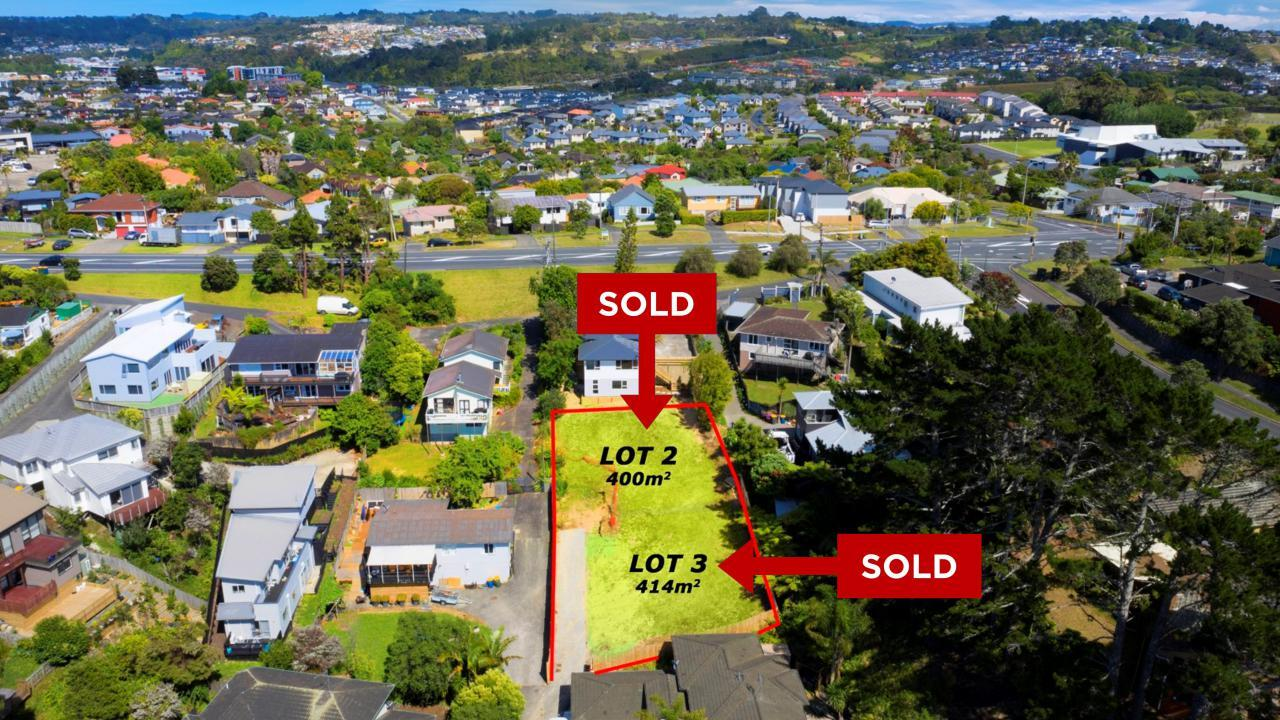 Lot 2 and 3/ 699 East Coast Road, Browns Bay