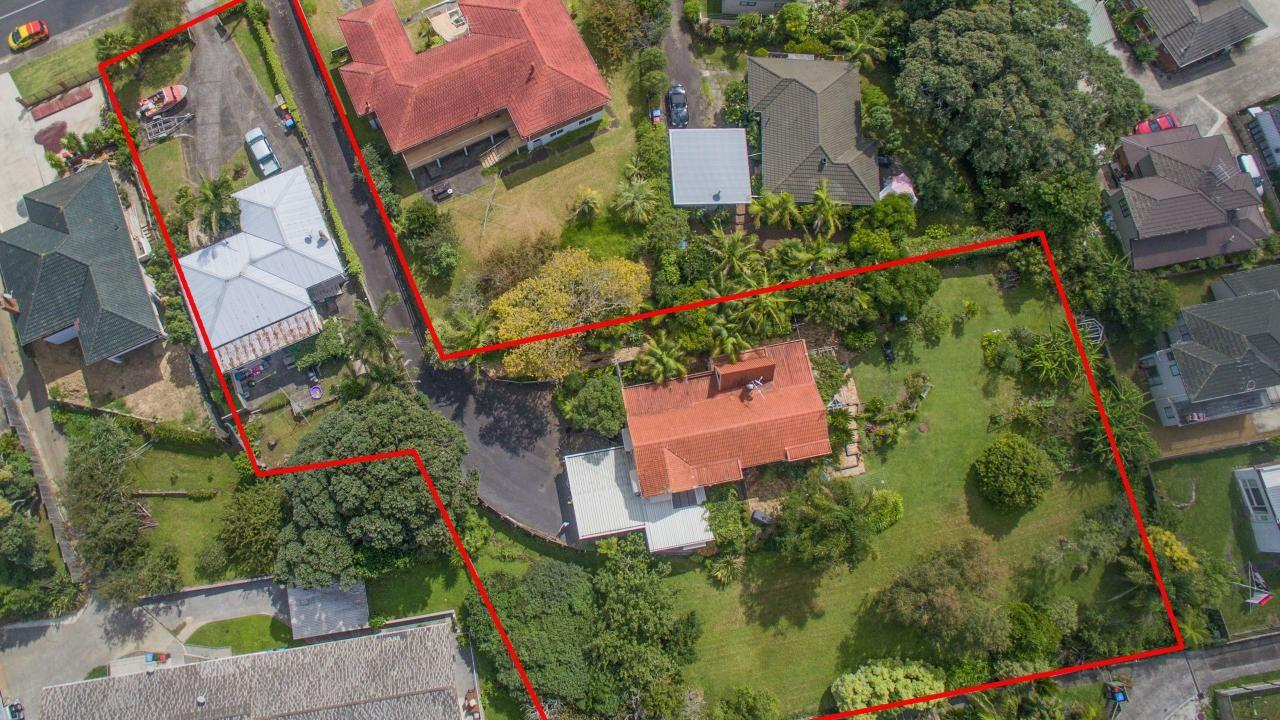 6 and 8 Ruawai Road, Mt Wellington