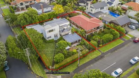 23 Frater Avenue and 16 Saltburn Road, Milford