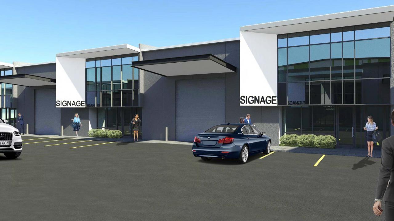 Lot 7 Highgate Business Park, Silverdale