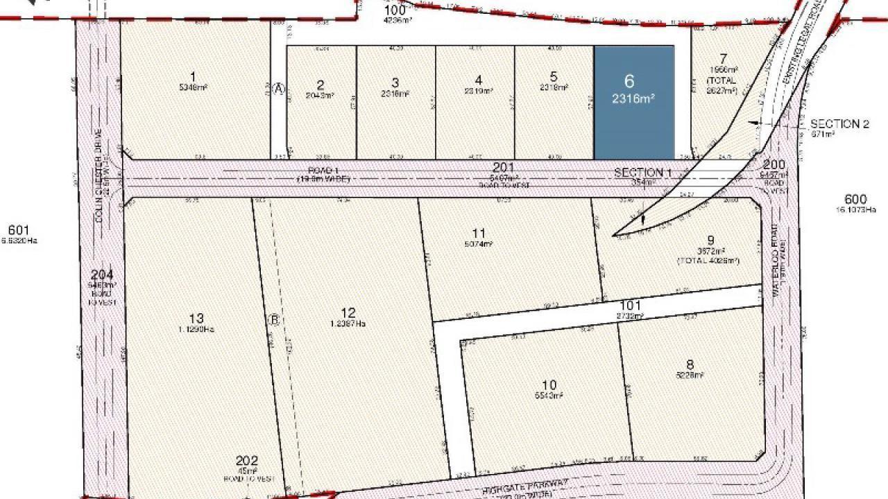 Lot 6 Highgate Business Park, Silverdale