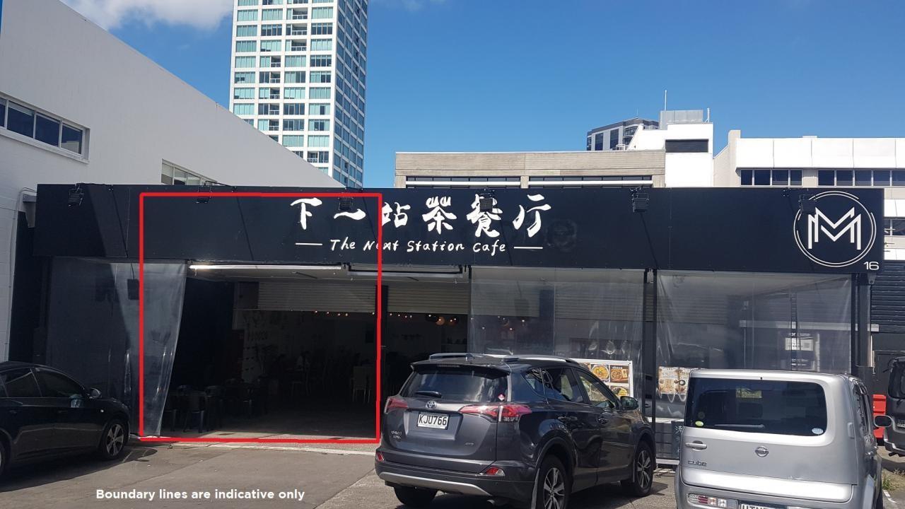 Ground floor/16 Como Street, Takapuna