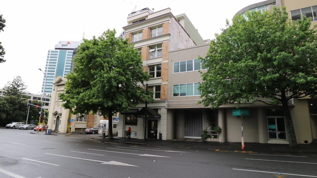 2 Hobson Street, Auckland Central