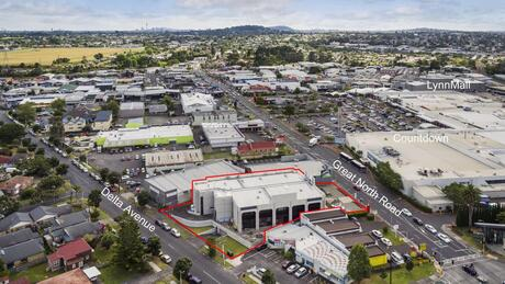 3047 Great North Road, New Lynn