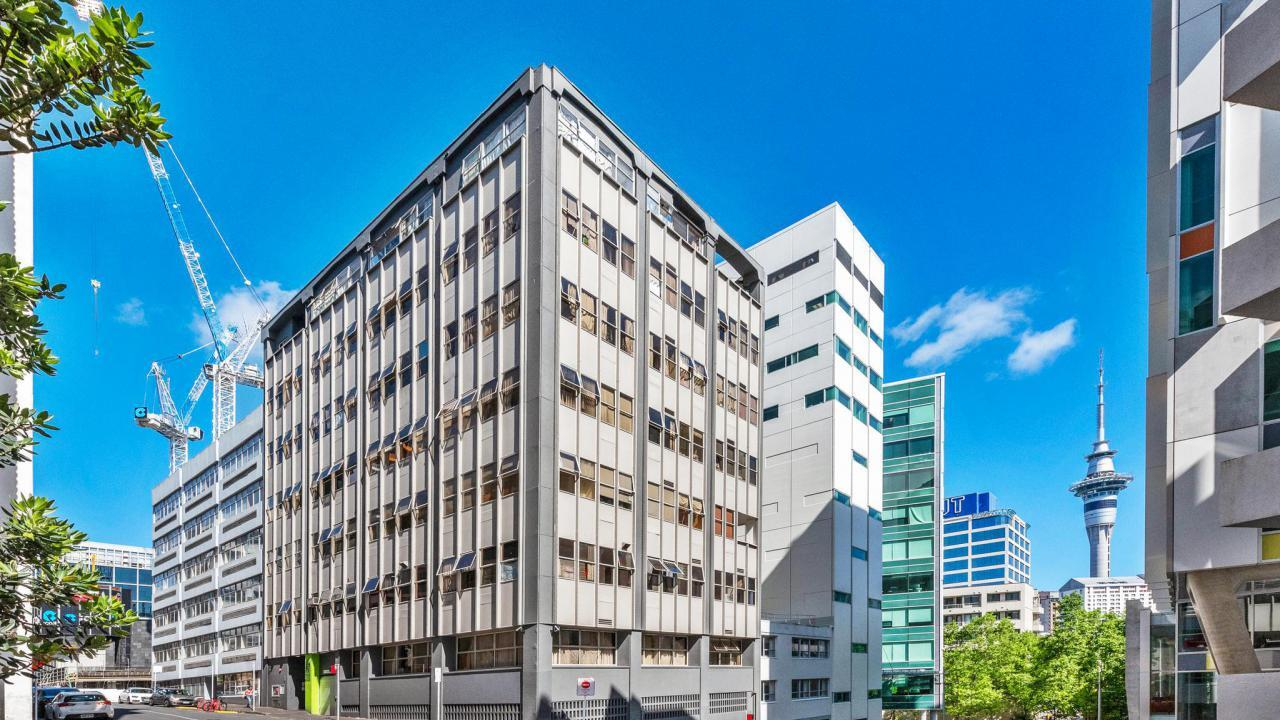 2A/47 Saint Paul Street, Auckland Central