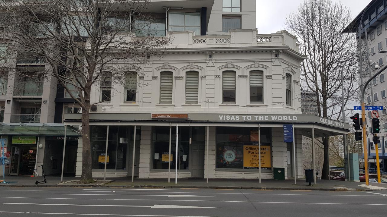 164 Hobson Street, Auckland Central