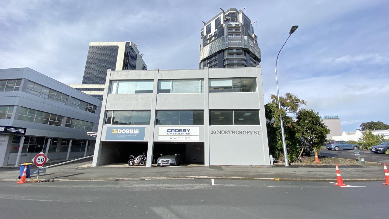 Office D/20 Northcroft Street, Takapuna