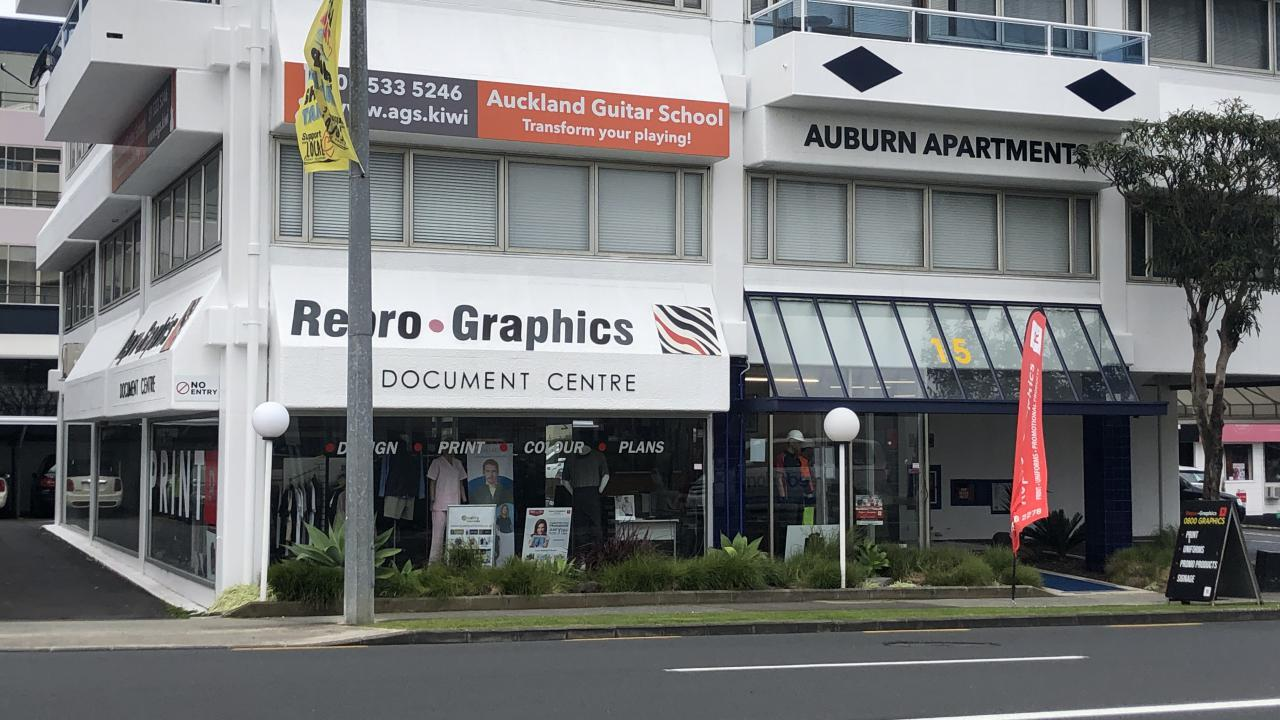 Ground Floor/15 Auburn Street, Takapuna