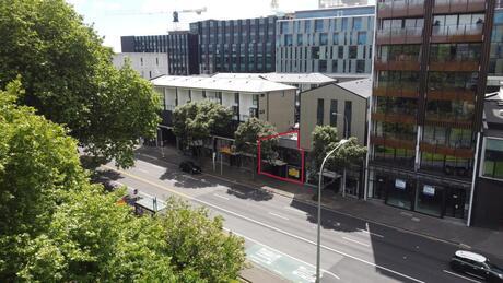 17 Halsey Street, Auckland Central