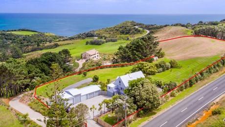 505A Oaia Road, Muriwai Beach
