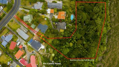 81C, 85A and 87A Colwill Road, Massey