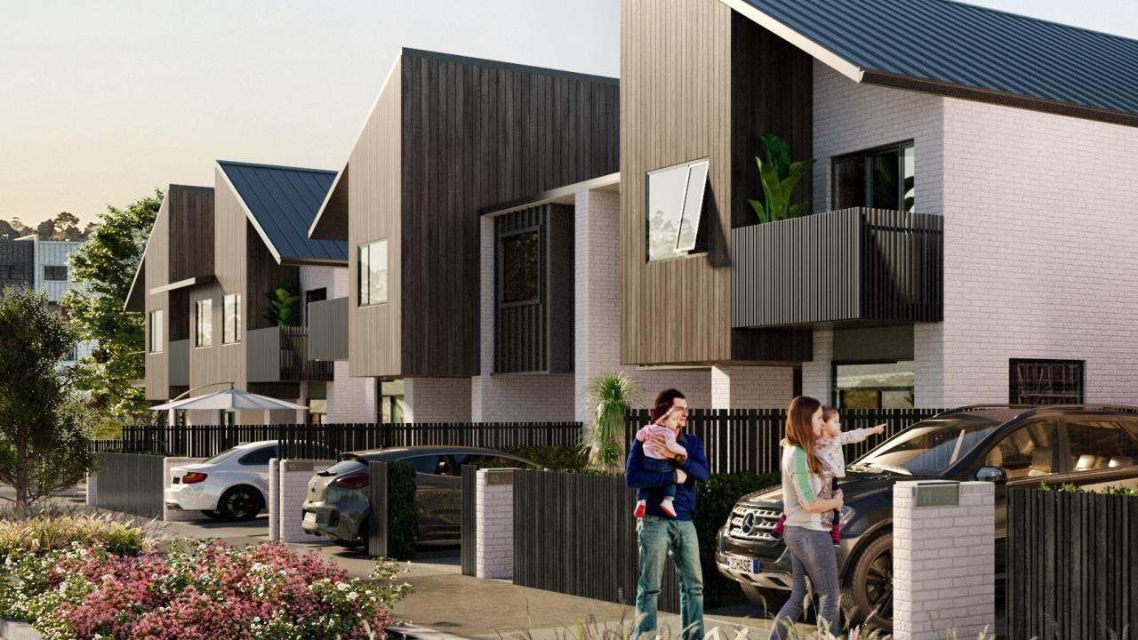 Lot 17 Super Lot 1, Airfields Quarters, 18 Sioux Road, Hobsonville