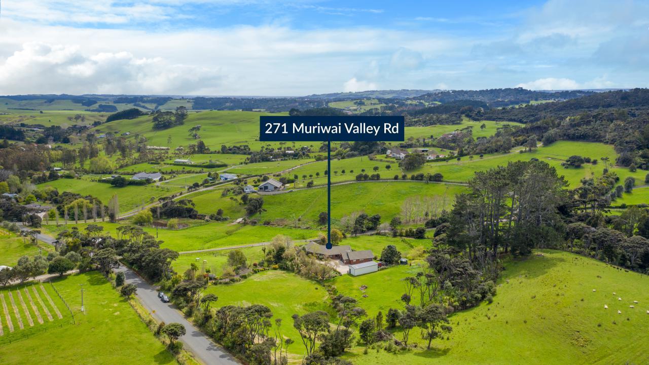 271 Muriwai Valley Road, Muriwai Beach