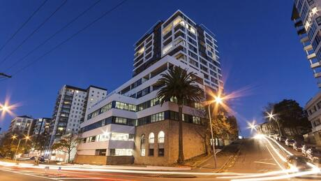 1205/8 Hereford Street, Freemans Bay
