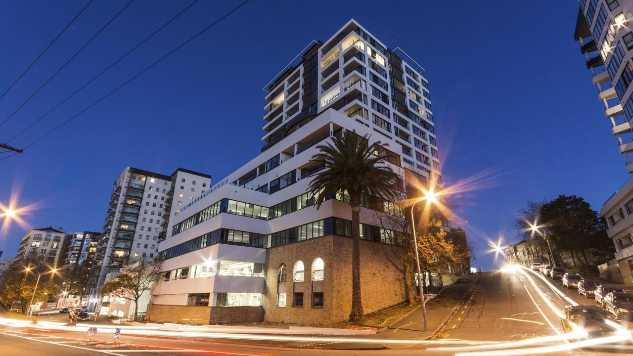 809/8 Hereford Street, Freemans Bay