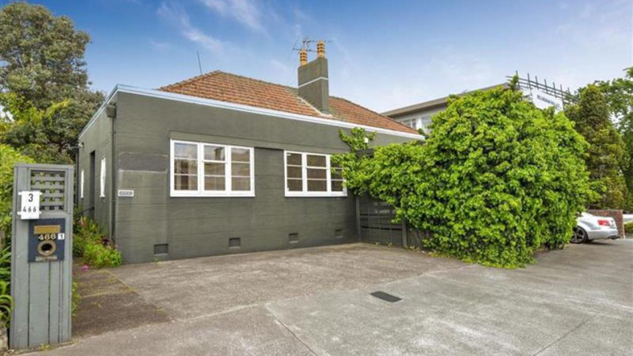 1/466 Parnell Road, Parnell
