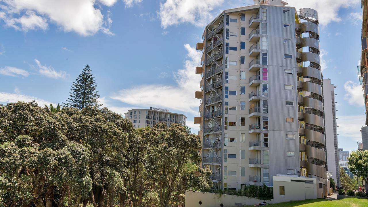 10E/8 Scotia Place, Auckland Central