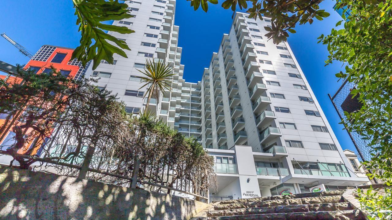 1008/207 Federal Street, Auckland Central