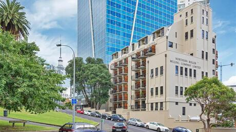 8M/23 Emily Place, Auckland Central