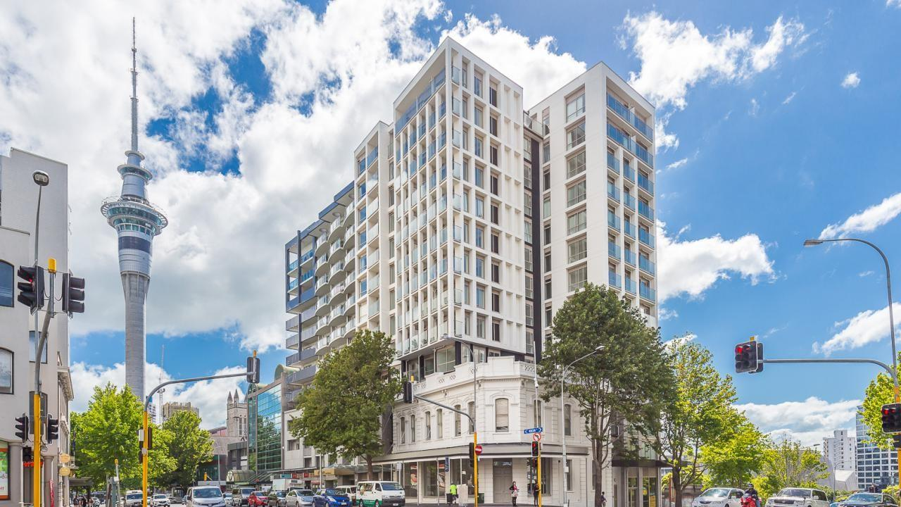 801/168 Hobson Street, Auckland Central