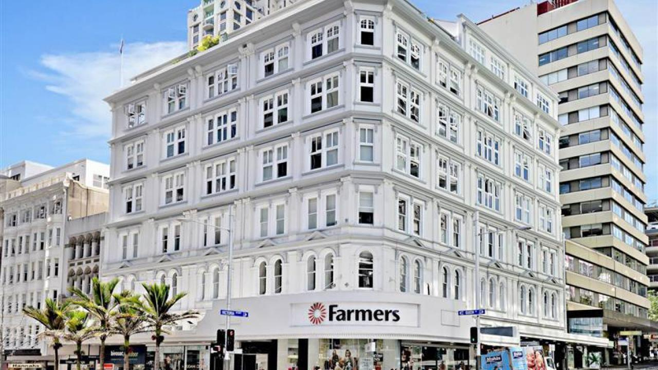 6 Victoria Street East, Auckland Central