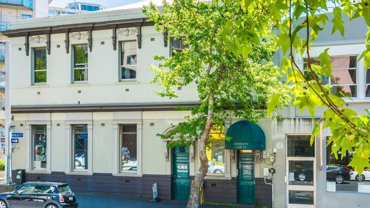 D/203 Hobson Street, Auckland Central